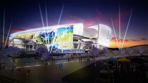 news san diego chargers san diego makes for chargers stadium with new