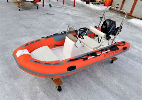 inflatable boat steering console rilaxy inshore lake chinese manufacturer oriented cheap