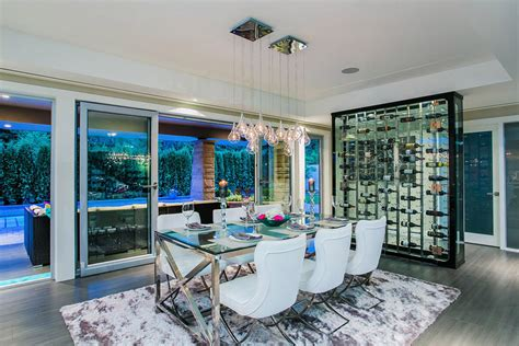 sophisticated luxury displayed by avenue any connoisseur s modern wine cellar designs