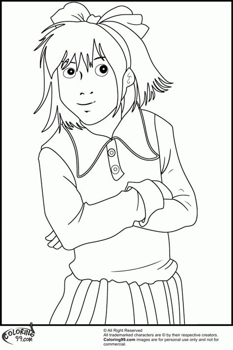 junie b jones coloring pages printable coloring home