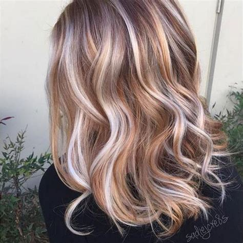are chunky highlights out of style 17 best images about hair colors on pinterest chunky