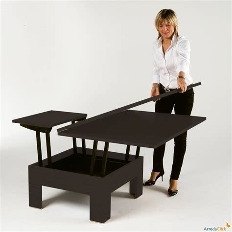 Dining Table Fold Out Coffee Dining Table