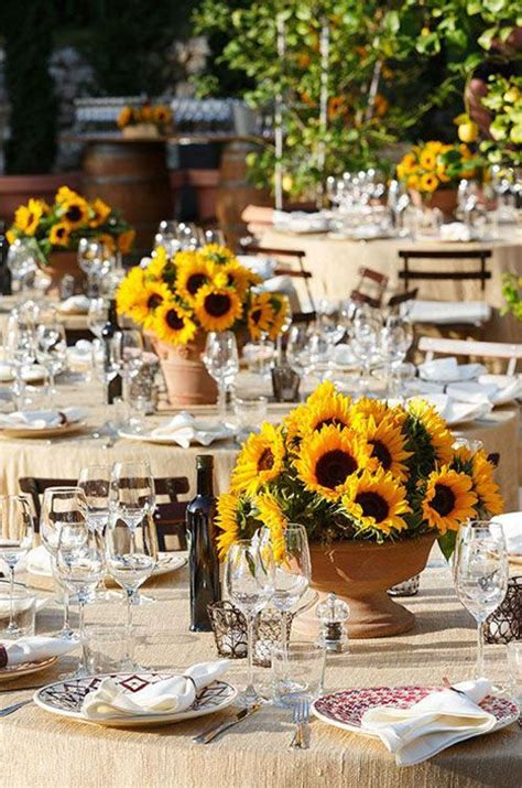 496 best tuscan italian wedding theme images on table centers centerpieces and