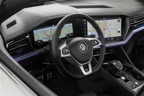 volkswagen touareg interior 2019 volkswagen touareg r line interior autobics