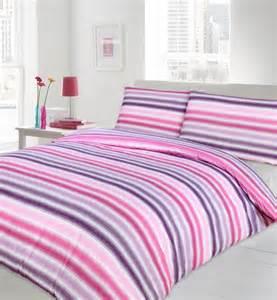 ordinary Spongebob Bedroom Set #2: lilac-pink-purple-colour-bedding-duvet-cover-set-reversible-stripes-print-design-4637-p.jpg