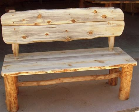 rustic bench with back rustic wood garden bench home design ideas