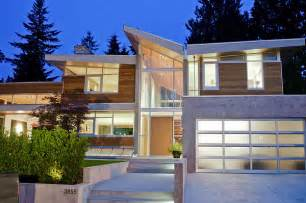 Modern Home Design Vancouver Bc Modern Home Modern Exterior Vancouver By Werner