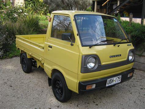 suzuki carry 1984 suzuki carry ute st90k collectable cars