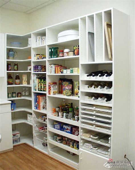 corner kitchen pantry ideas l shaped pantry one wall shelves corner shelf other