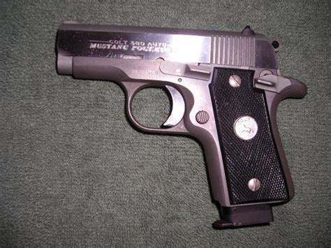 Colt Mustang 380 Auto by Colt Mustang Pocketlite 380 Auto For Sale At Gunauction