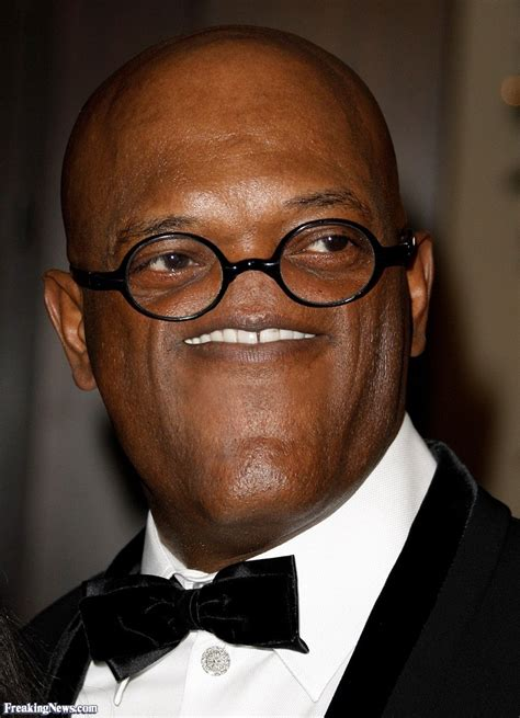 pics of samuel l jackson pictures freaking news