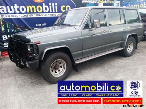 nissan patrol 1991 nissan patrol 1996 car for sale metro manila