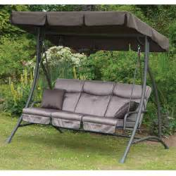 richmond 3 seater swing hammock next day delivery