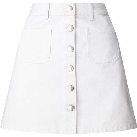 18465 White Flower Denim Skirt best 25 knee length denim skirt ideas on
