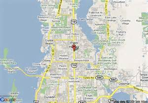 Palm Harbor Florida Map by About Palm Harbor Florida Pictures To Pin On Pinterest