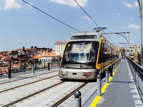 metro porto portogallo how to use the metro of porto portoalities