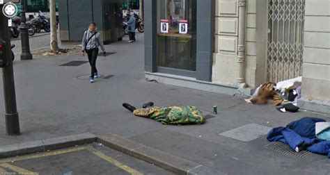 dead bodies on google street view dead or sleeping v2 google street view world funny