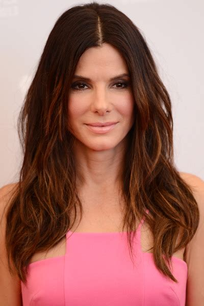 haircutk aol 10 flattering center part hairstyles to try now aol
