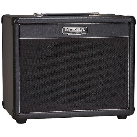 Mesa Boogie Lonestar Cabinet by Mesa Boogie Lone 19 1x12 Cabinet Black Reverb