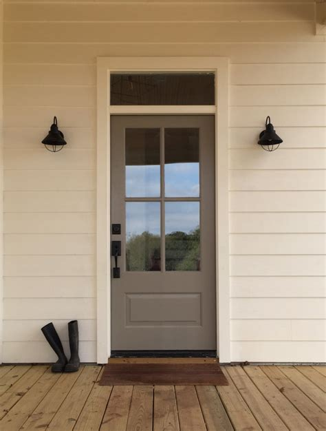 Farmhouse Entry Door by 27 Best Front Door Paint Color Ideas Home Stories A To Z