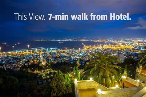 inn haifa centrally located hotel in haifa mount centrally