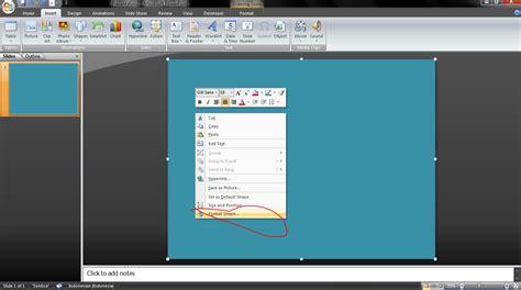 membuat video lewat power point cara membuat slide terkunci master power point