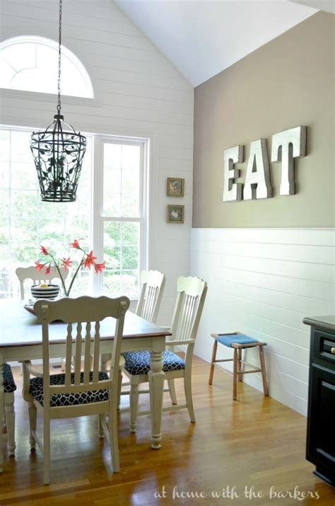 Shiplap Dining Room Wall 25 Best Ideas About Ship Walls On Ship