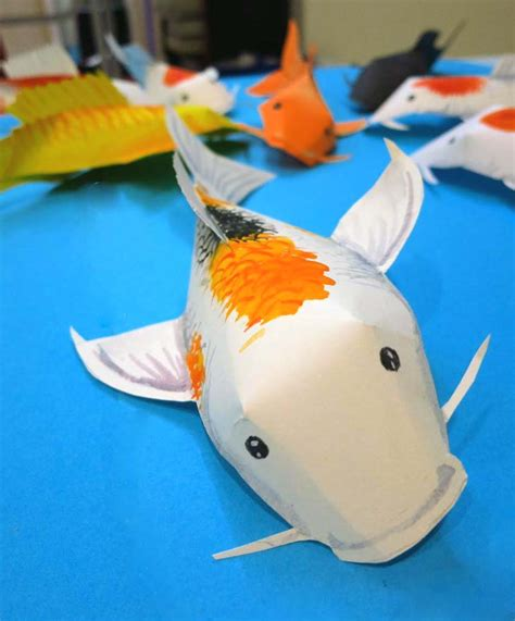 fish decoration for new year fold some into this new year decoration with