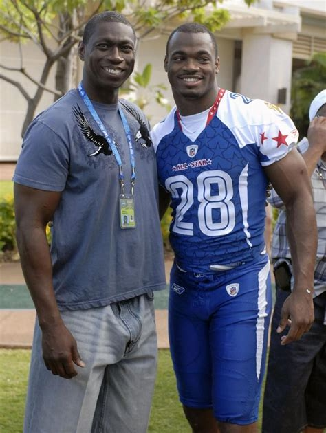 adrian peterson s adrian peterson s is bigger than him pic