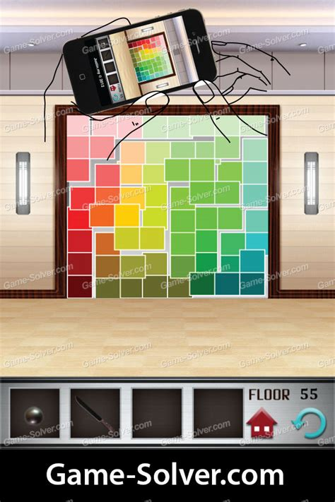 cheats for 100 floor game cheats for 100 floors level 56