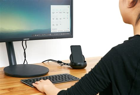 samsung dex how to connect samsung dex to the external display