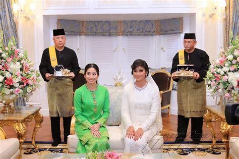 beautiful life majlis pernikahan tengku mahkota