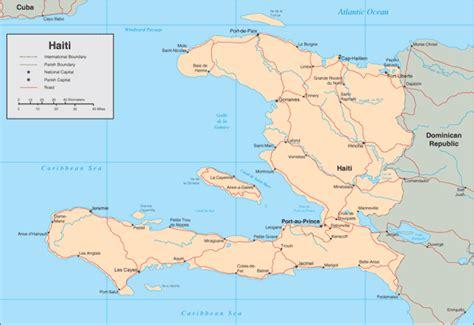 printable map haiti haiti map detailed map of haiti