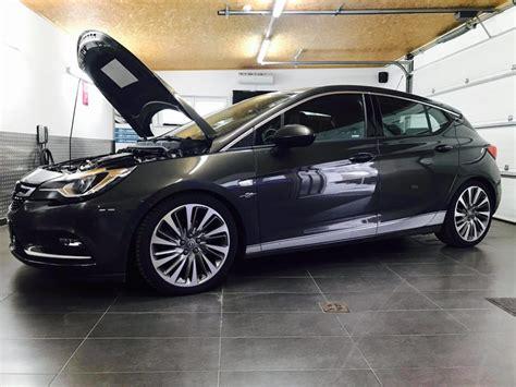 K K Auto Tuning by Opel Astra K Tuning Chiptuning Vom Profi