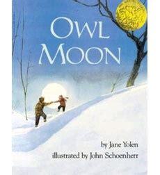 owl moon edu 320 children s literature review blog spring 14