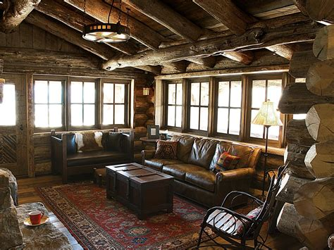Rustic Livingroom Furniture Rustic Living Room Photos Hgtv