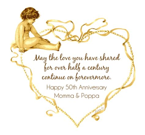 50th wedding anniversary quotes for and d 233 cosse s dynamite doodles happy 50th anniversary momma poppa