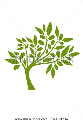 Barren Clipart Olive Tree Pencil And In Color Barren