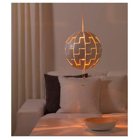 hanging light bulbs ikea ikea ps 2014 pendant l white copper colour ikea