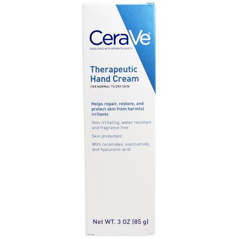 Therapeutic L by Cerave Therapeutic 3 Oz 85 G Iherb