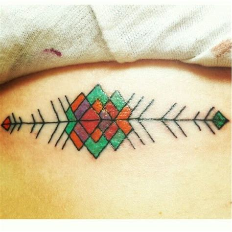 aztec arrow tattoo aztec arrow for my free spirit