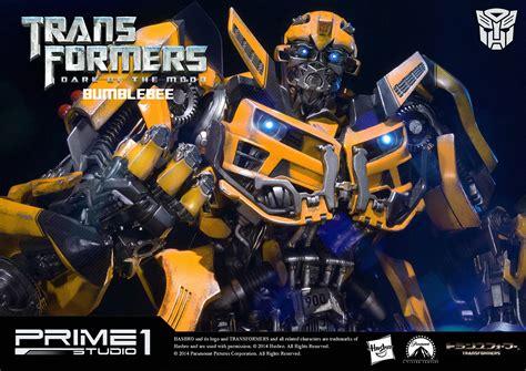 transformers dotm bumblebee statue