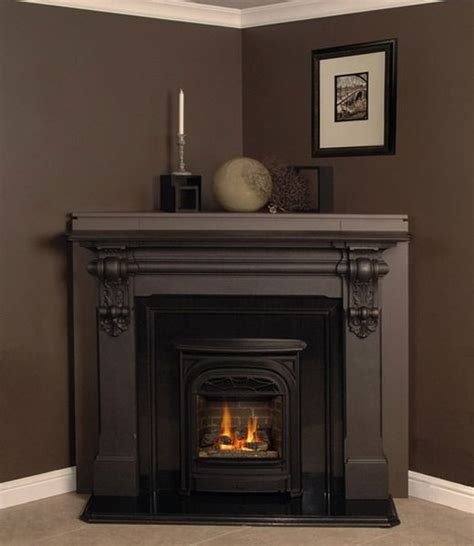 best 25 corner fireplace mantels ideas on