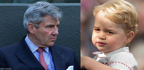 michael middleton prinz george der kleine sieht aus wie sein opa michael
