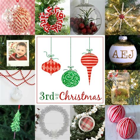handmade ornaments ribbon stick tree ornament all things g d