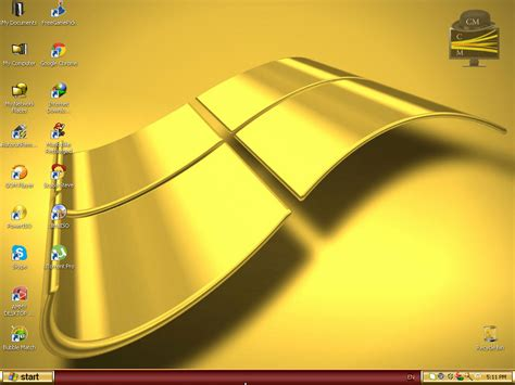 themes for gold xp windows xp gold sp3 final 2016 by computer media