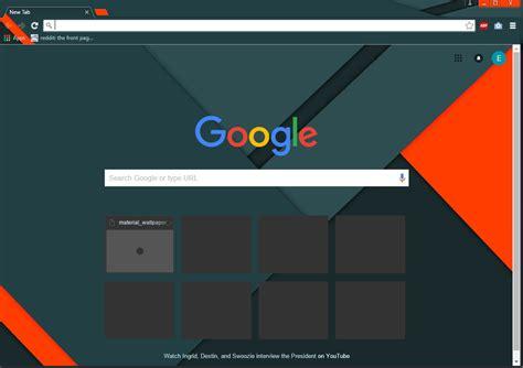 google themes zip orange google chrome theme by mangaserver on deviantart