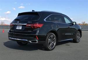 Acura Mdx Custom 2017 Acura Mdx Test Drive Review Autonation Drive