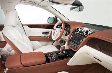 bentayga bentley interior bentley bentayga suv officially revealed it s uber