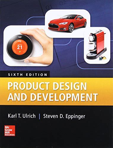 design for manufacturing ulrich pdf product design and development 6th edition free